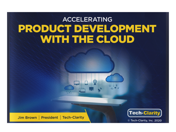 Accelerating Product Development with the Cloud