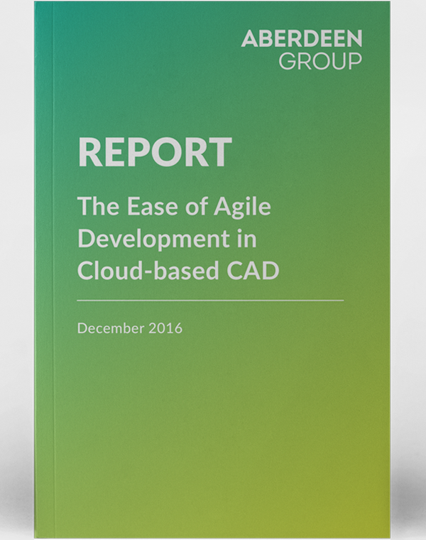 Cloud-based CAD Helps Companies Implement Agile Methods